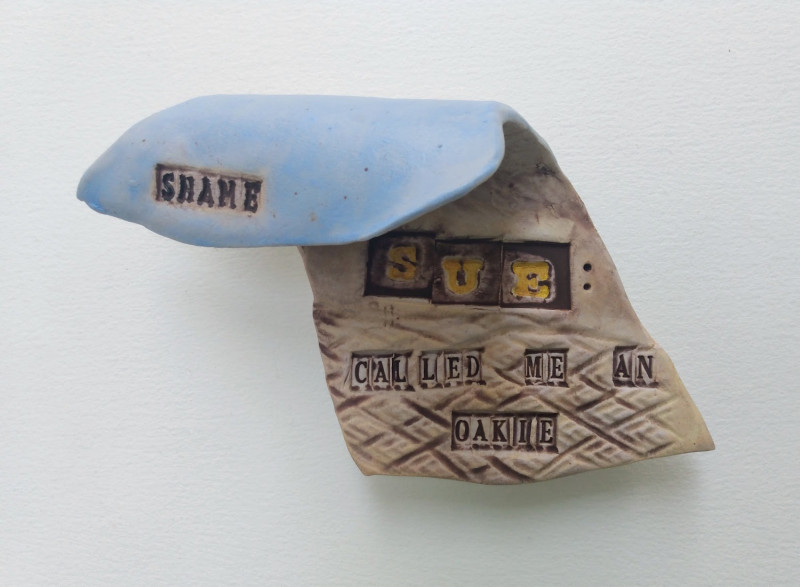 Sue, Called me an Oakie, by Maren Sinclair Hurn